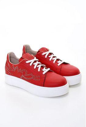 Zapatillas-Haruba-Rojo
