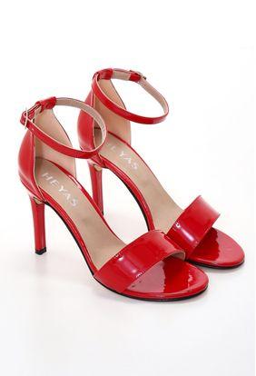 Sandalias-Casca-Rojo
