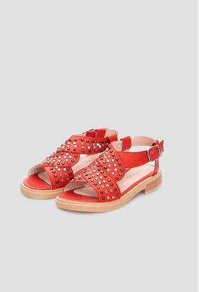 Sandalias-Mucho-Rojo